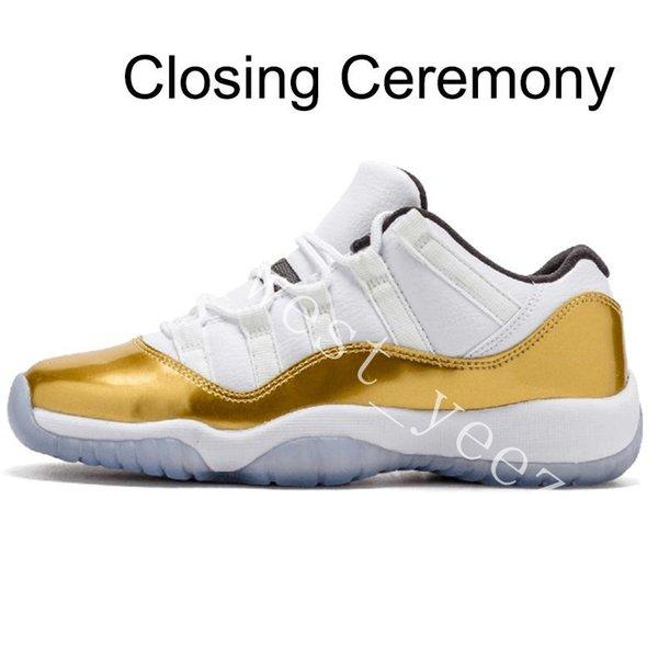 11 Cerimonia di chiusura