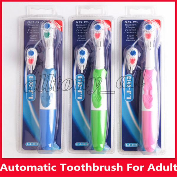 Hot high quality automatic toothbrush Stylish European waterproof automatic toothbrush comes with a multi-motion electric toothbrush