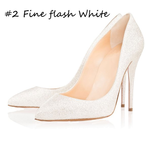 #2 Fine flash White