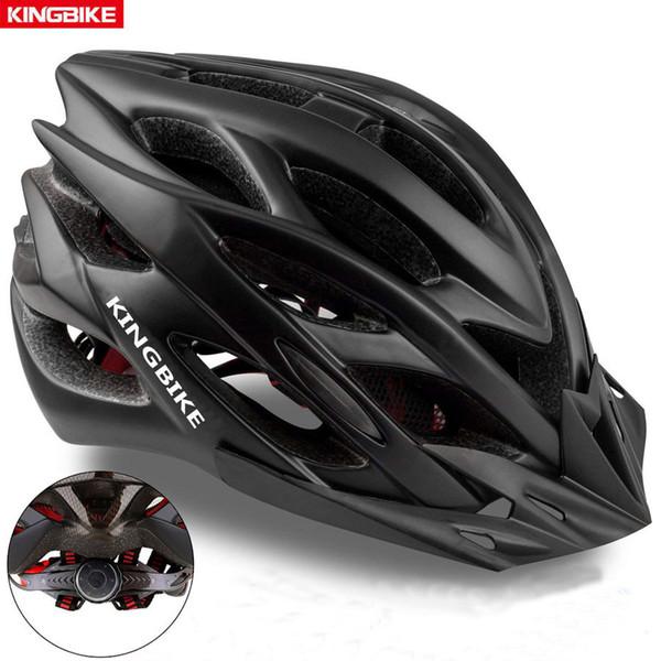 Cycling Helmet Road Mountain Casco Mtb Bicycle Helmet With Detachable Visor Casco Ciclismo Men Women Black Bike Helmet