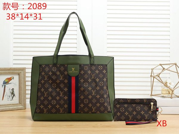 Europe et Amérique du sac à main des femmes de mode des femmes de la marque rivet sac à bandoulière unique sac à bandoulière sacs à main Sac femme de haute qualité portefeuilles B038