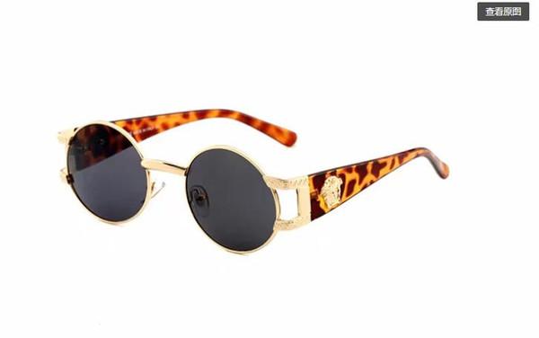 YAZ kadın ve erkekler metal gözlük Yetişkin Güneş Gözlüğü bayanlar Marka Tasarımcısı moda Siyah Gözlük kızlar sürüş Güneş Glasses919