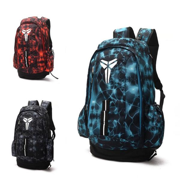top popular 2019 Mens Designer Outdoor Backpack Mens High Quality Sports Backpack Men Women Designer Outdoor Sports Backpack 2019