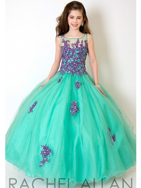 Hot Sale Children's dress Girls from 2 to 12 years old Evening Ball Dresses For Wedding Princess Dress for Party Official Event D