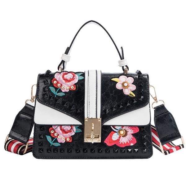 2019 shoulder bags for women 2019 Luxury Handbags Women Bags Designer Famous Brands Messenger Ladies Leather Handbag Sac A Main