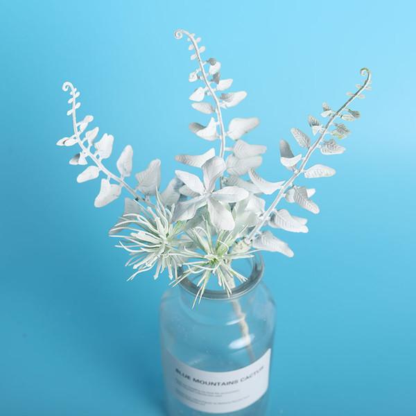 blue decorative vases.htm 2020 mini plastic artificial flowers branches high quality fake  2020 mini plastic artificial flowers