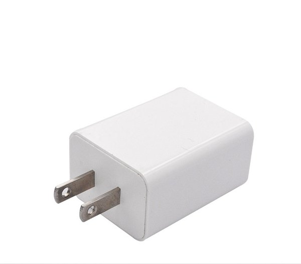 fast charging white USA QC 3.0 USB Charger Adapter US Plug Travel Wall Quick Charge Charger For iPhone Samsung Xiaomi Mobile Phone Charger