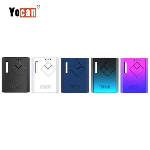 Yocan Wit Batterie Bemerkung Farben