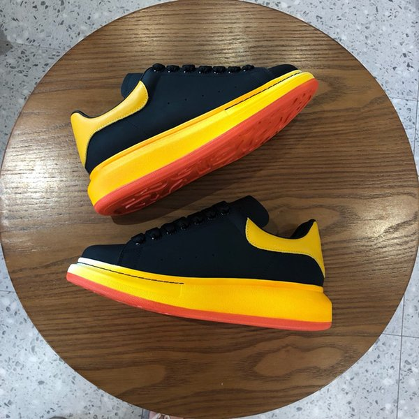 2019 Designer Luxury Uomo Donna Sneaker Scarpe casual Low Top Italia Marca Ace Stripes Scarpe da passeggio Scarpe da ginnastica sportive xsd190525