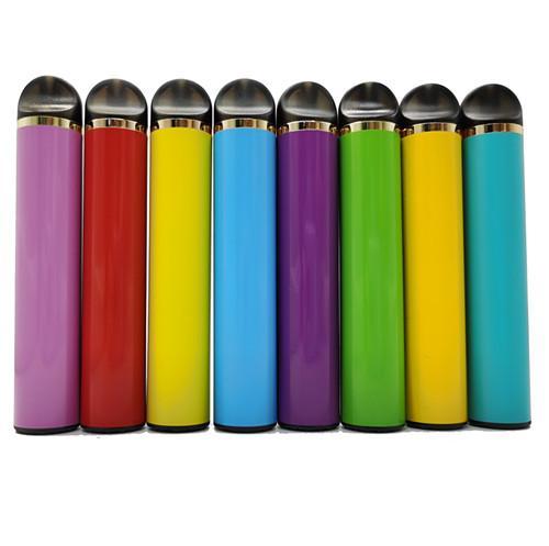 stylo Vape, Mix de couleur
