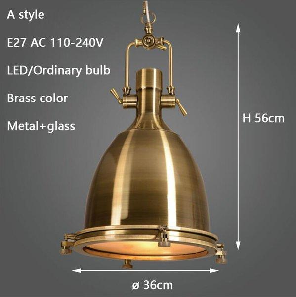 Brass A
