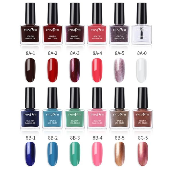 New Sexy Water-based Nail Polish Can Peeled Off Non-toxic Tearing Children\'s Armor Oil Single Bottle