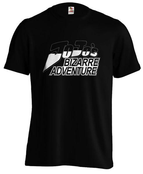 o Jos Bizarre Adventure Jojos Jojo Anime camiseta Divertido envío gratis Unisex Camiseta Casual top