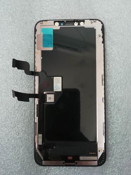 Peça do reparo da tela do LCD para o iPhone XS MAX - substituição completa do conjunto do digitador da tela de toque da exposição do LCD
