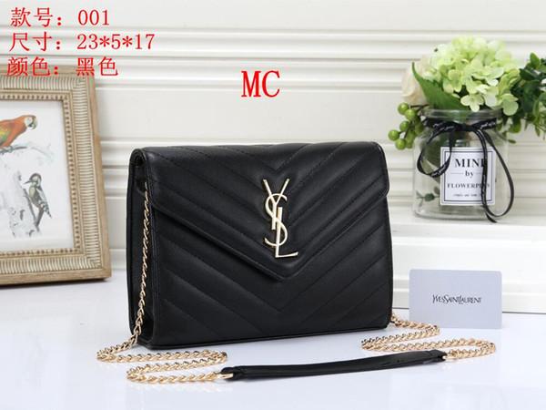 2019 explosion models fashion top quality handbags women Messenger bag shoulder bag men backpack storage bag clutch bags waist bags B012