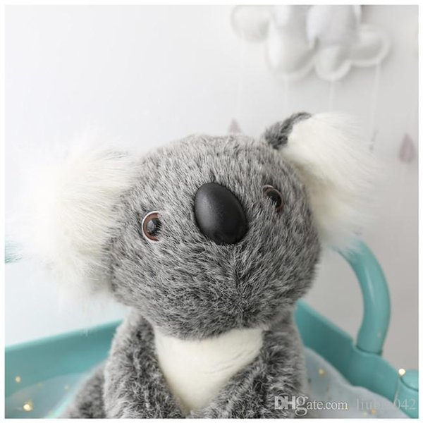 20170726 Hot Sales Of Nordic Cartoon Cute Koala Doll Simulation Pillow Cushion Home Living Stuffed Soft Plush Toy Birthday Gift