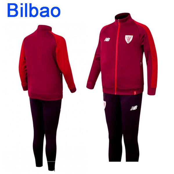 Nueva chaqueta deportiva de chándal Bilbao 2019 Chaqueta deportiva 2018 201  CORDOBA RAUL GARCIA ADURIZ SUSAETA ea78fe243b4