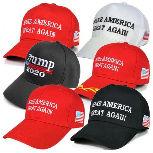 f8af62daed00 Compre Sombrero De Triunfo 2020 Bordado Haga Que América Sea Nuevamente  Grande Sombrero MAGA Ayuda De Triunfo Gorras De Béisbol Donald Sport Gorras  De ...