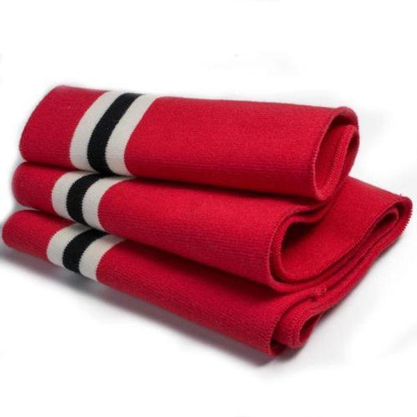 Blanco negro rojo