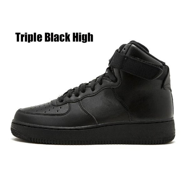 Üçlü Siyah Yüksek