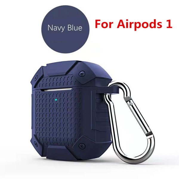 Navy Blue For airpods 1
