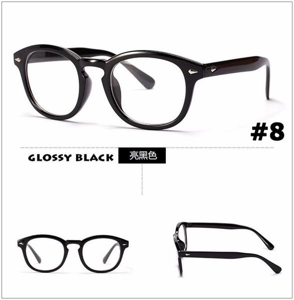 8 nero lucido