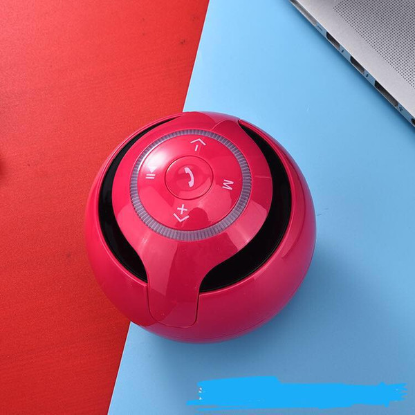 Hot style gift YST175 mobile phone wireless bluetooth gift round subwoofer portable mini stereo