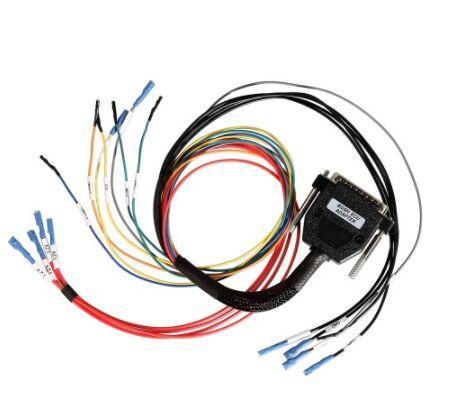 Xhorse VVDI Prog Para Bosch adaptador de lectura para los ECUs de BMW N20 N55 B38 ISN sin abrir el envío de DHL