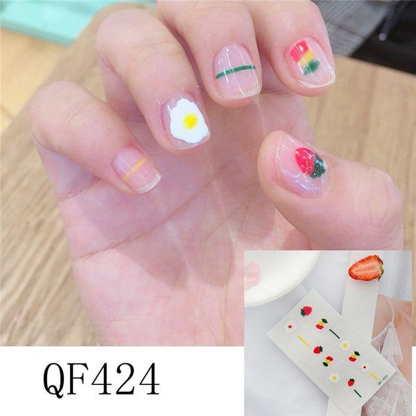 QF424