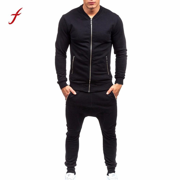Schlank Sportkleidung Männer Sommer Warm Tracksuits Men S Sets verdicken Fleece plus Größe XXXL Hoody Hoodies + Hosenanzug Rechts Sweat