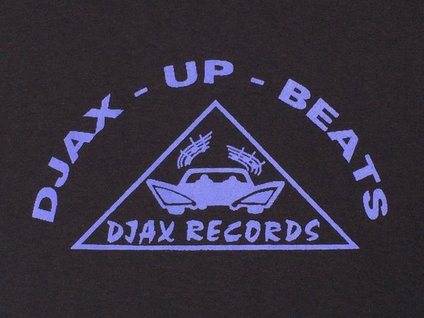 DJAX RECORDS T-SHIRT DUTCH DETROIT CHICAGO HOUSE TECHNO ACID JUNKIES RON TRENT Funny free shipping Unisex Casual top