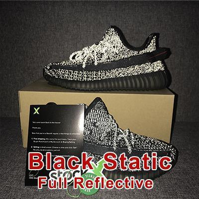 Siyah Statik Yansıtıcı