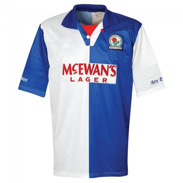 Blackburn 94-95 Accueil