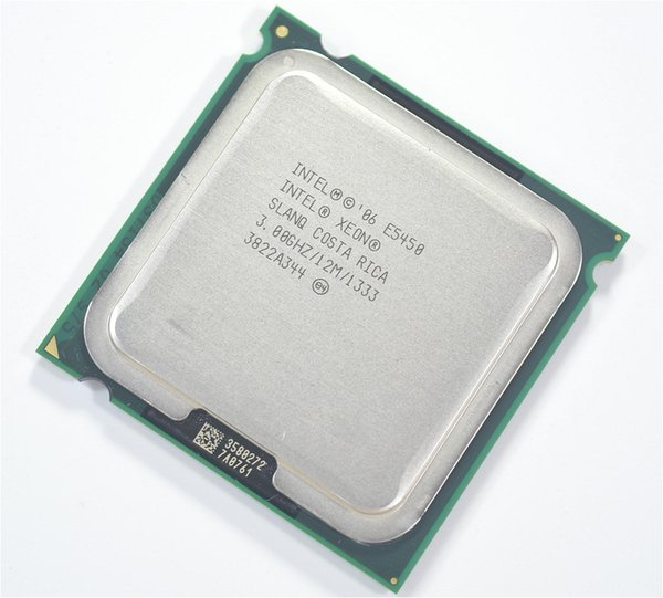 Intel Xeon E5450 Quad Core 3.0GHz 12MB SLANQ  Processor for LGA 775 CPU PC main