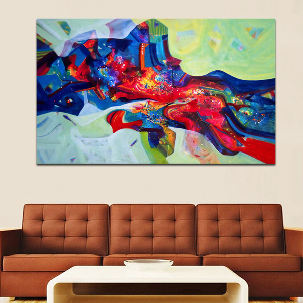 Abstract Art Pictures Canvas