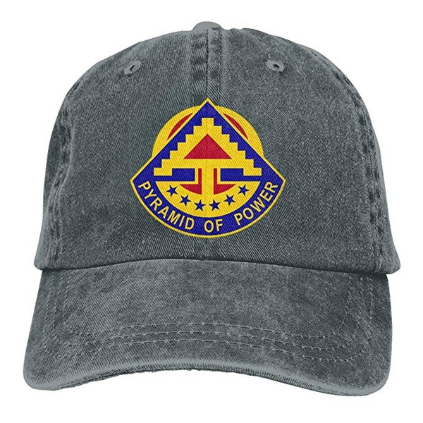 2019 New Wholesale Baseball Caps US Army Seven Steps to Hell Mens Cotton Adjustable Washed Twill Baseball Cap Hat