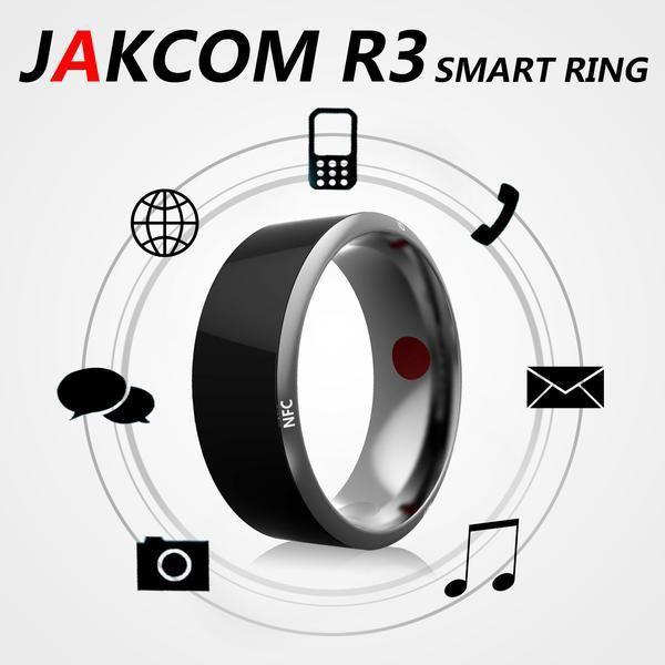 JAKCOM R3 Smart Ring Venta caliente en otros controles de acceso de intercomunicadores como selección de bloqueo de municiones de visera de casco barato