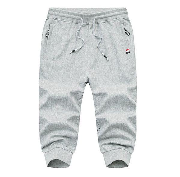 2019 Wholesale new hot sale Mens Casual capri pants cargos shorts /Mens sport shorts /mens Middle pants
