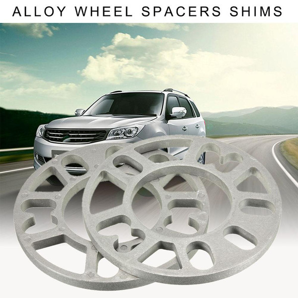 5mm Wheel Spacers Multi Fit Type 4-stud /& 5-stud x 2 FREE SHIPPING           F1