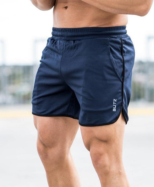 gym Doctor Muscle Brothers Fitness Fashion Training Comfortable Air-permeable Summer Sports Shorts for Men
