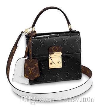 2019 NEUE Mode Taschen Berühmte Designer Totes Frauen Handtaschen Rindsleder material Heiße Art Tasche Single-Shoulder BagM90376 M90376 16165