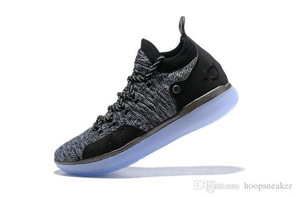 2019 Kd 11 White Basketball Shoes Blue Sneakers Kevin Durant 11 Red Designer Shoes Mens Trainers Shoe With Box
