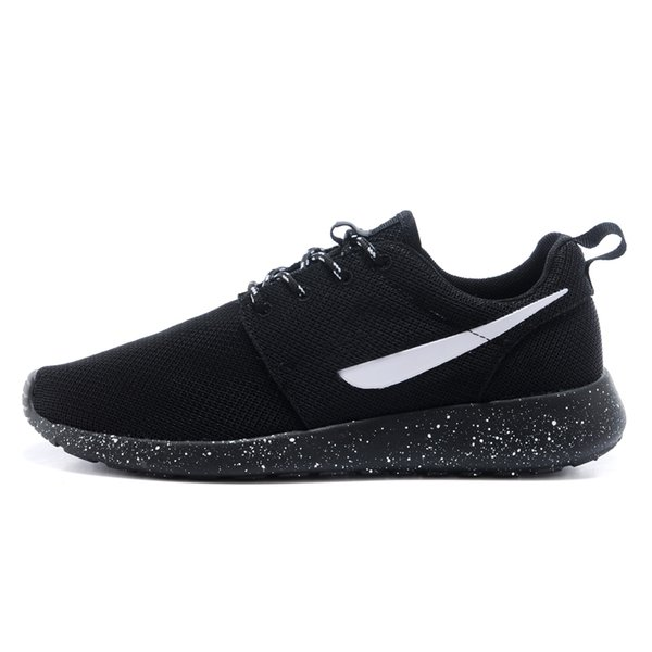 Hot Original brand designer shoes for men women roshes fashion sneakers running white black rosherun best quality cheap sale run