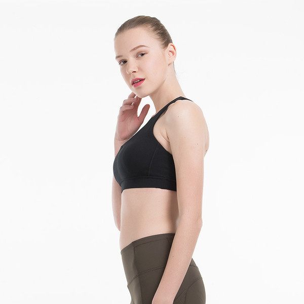 best selling Womens Sports Bra Crop Top Yoga Womens Stylist T Shirts Gym Vest Workout Bra Clothes Tank Top For Women Size XS-XL