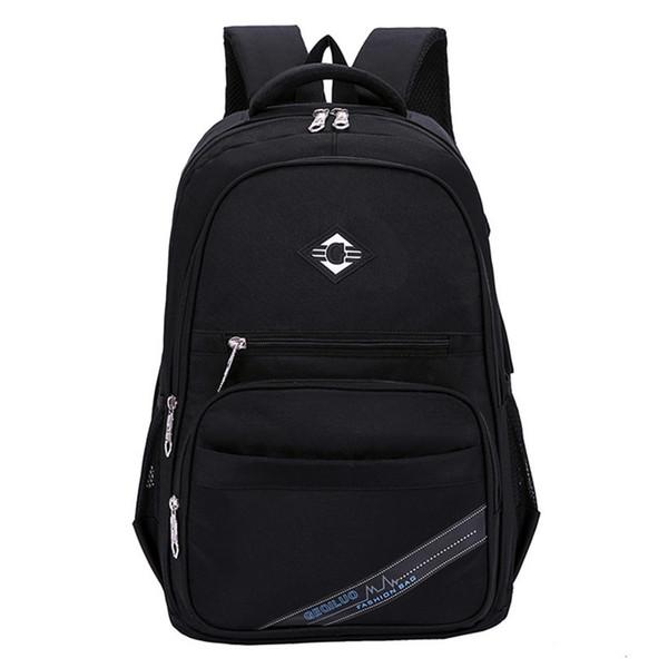 2019 Hot New Children Backpack For Teenagers Boys Girls Big Capacity School Bags Waterproof Satchel Kids Book Bag Mochila