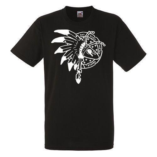 Adam & The Ants Logo Black New T-shirt Rock Band Shirt Heavy Metal Tee Men Women Unisex Fashion tshirt Free Shipping