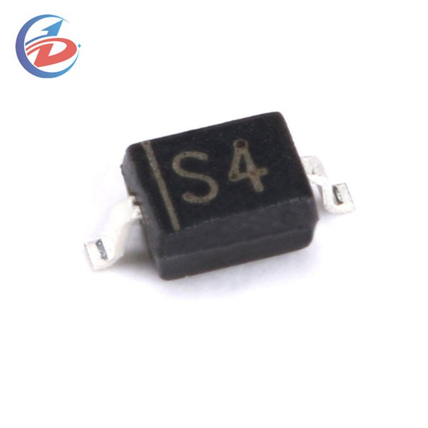 100PCS/Pack Schottky diodes SOD323 B5819WS 1A / 40V S4 New IC 1N5819