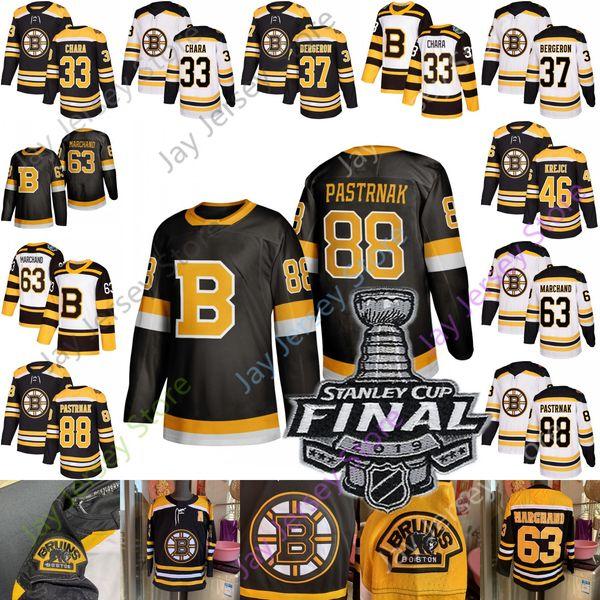 top popular 2019 Third Boston Bruins Jersey Zdeno Chara Patrice Bergeron Tuukka Rask David Krejci Torey Krug Brad Marchand David Pastrnak 2019