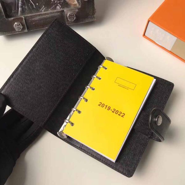 moda titular do cartão clássico Notepad lazer cartão de crédito ID de alta qualidade livro de registro de negócios notebook 12.10 dos homens para homens e mulheres
