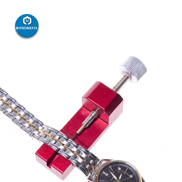 New Metal Watch Band Link Pin Remover with 3 Pins Watch Bracelet Strap Adjusting Repair Tool for Wristwatch Strap Adjusting tool